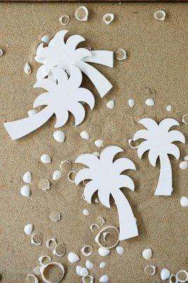 Riviera Maison Pretty Palmtree Vase Filler 5 stuks
