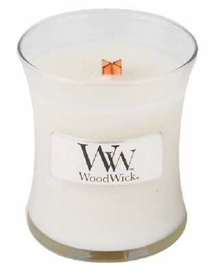 WoodWick® Mini Candle Linen