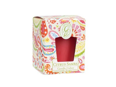 Greenleaf  Citrus Samba Geurkaars
