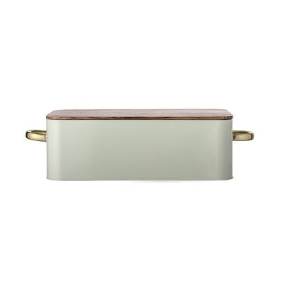 Bloomingville Bread Bin Green Medium