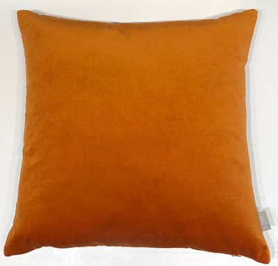 Sierkussen Pol Orange Velvet