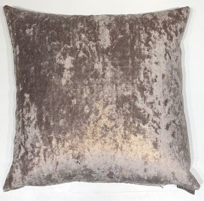 Sierkussen Claudi Eligio Bronze 45 x 45 cm