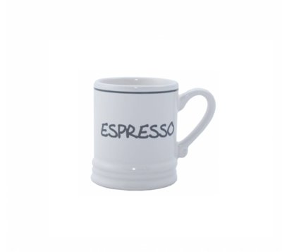 Bastion Collections Espresso Cup White
