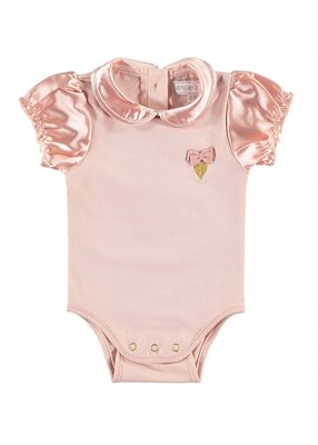 Angels Face Blush Pink Babygrow
