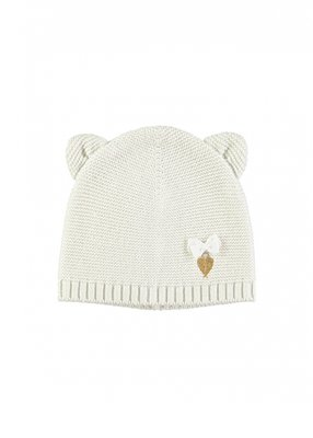Angels Face Baby Hat Snowdrop White