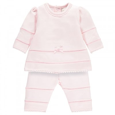 Emile et Rose Neema Baby Girls Top & Trousers set 1 maand
