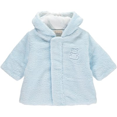Emile et Rose Nicholas Cute Baby Boys Fleece Jacket 3 maanden