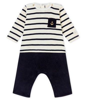 Le Petit Bateau 2-in-1 pakje voor babyjongens 3 maanden