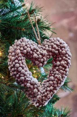 Rivièra Maison Brougham Winter Wreath Heart