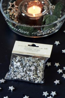 Rivièra Maison Classic Stars Decoration Silver