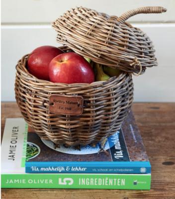 Rivièra Maison RR Apple Fruit Bowl