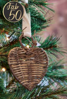 Rivièra Maison RR Christmas Hanger Heart