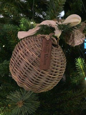 Rivièra Maison RR Christmas Hanger Bauble