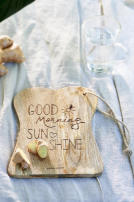 Rivièra Maison Good Morning Chopping Board