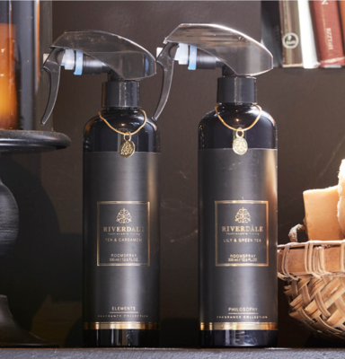 Riverdale Monthly Musthave Roomspray Tea & Cardamon