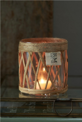 Rivièra Maison Summer Breeze Rattan Votive