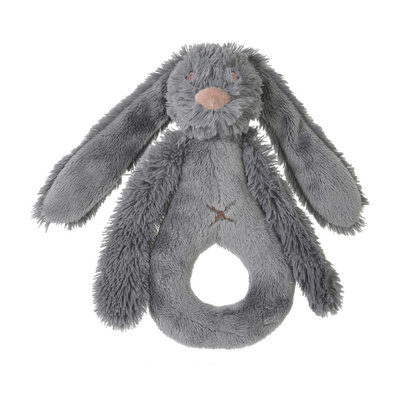 Happy Horse Deep Grey Rabbit Richie Rattle