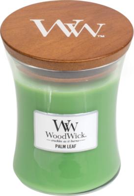 WoodWick Candle Palm Leaf Medium