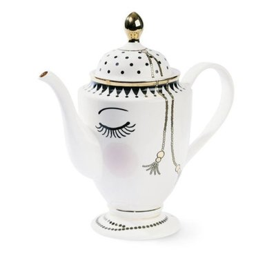 Miss Etoile Koffiepot Eyes And Dots