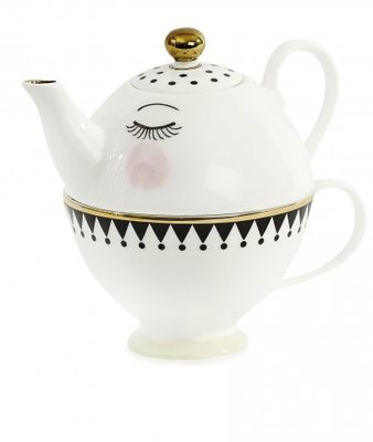 Miss Etoile Tea For One Eyes And Dots