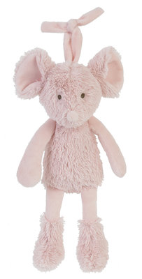 Knuffel Musical Happy Horse Mouse Marin