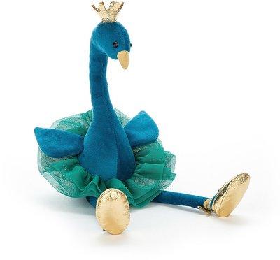 Jellycat Knuffel Fancy Peacock