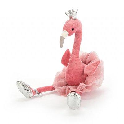 Jellycat Knuffel Fancy Flamingo Large