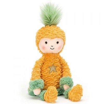 Jellycat Perky Pineapple Top