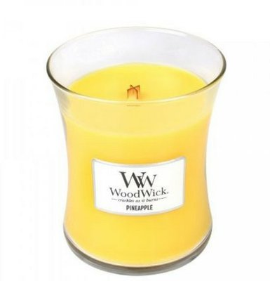 WoodWick Candle Medium Pineapple