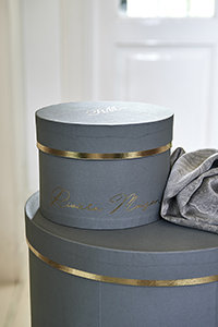 Riviera Maison Luxurious Giftbox grey