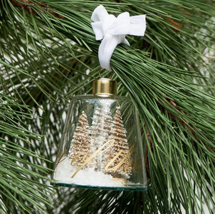 riviera maison joy of the season ornament gold