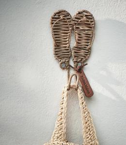 riviera maison flip flops cloth hook