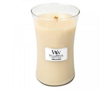 woodwick vanilla bean large