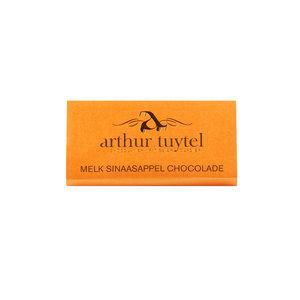 arthur tuytel melk sinaasappel chocolade