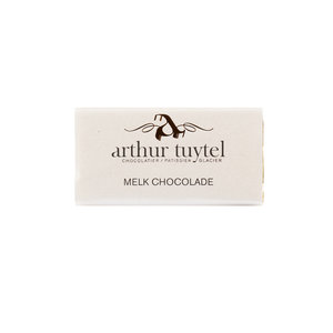 arthur tuytel chocoladereep witte vanille