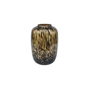 gold cheetah vaas medium
