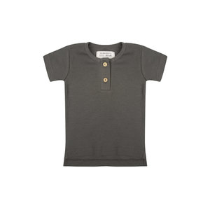 little indians shirt rib dusty olive