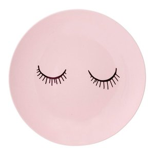 Audrey Plate Pink