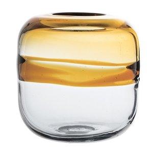 Bloomingville Vase Brown Glass