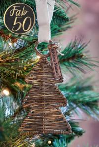 RM christmas hanger tree