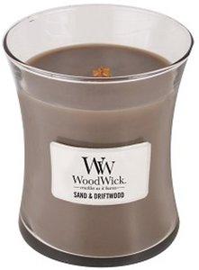 Woodwick medium sand & driftwood