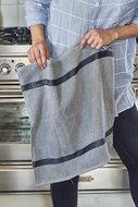 kitchen towel dove grey