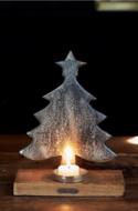 RM Christmas Tree Votive Holder
