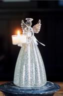 RM Christmas Angel Tealight Holder