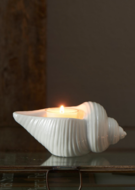 Canggu Beach Shell Votive