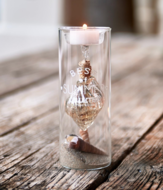 rm summer shell fillable votive
